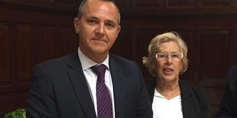Carmena y Casero